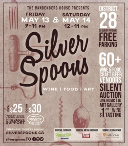 Silver Spoons Event Toronto May 13 - 14